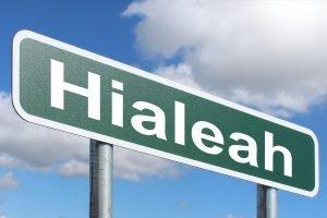 Hialeah Sign